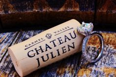There was a recent proposal at Chateau Julien Wine Estate! http://www.chateaujulien.com/meeting-events-venues/weddings