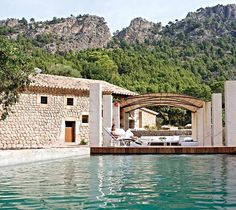 camp puravida mallorca Camping, Mansions, House Styles, Home, Pura Vida, Campsite, Ad Home, Luxury Houses, Homes