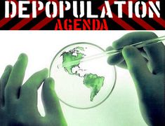 "The ""Great Culling"" of the human population has quietly begun. Covertly, insidiously, mercilessly, a global depopulation agenda has been lau..."