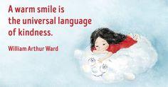 The universal language ofkindness