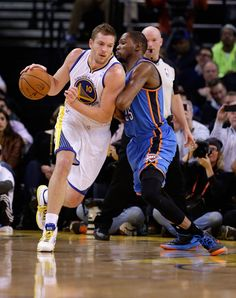 Long before the playoffs, the Warriors gave their home fans plenty to cheer about, including a 104-99 win over a Thunder team that would go on to get the No. 1 seed in the Western Conference.