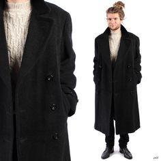 1940s Mens Greatcoat