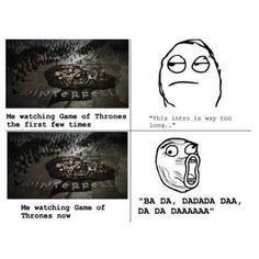 Game of Thrones #GoT #GRRM #WinterIsHere