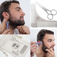 Perfect beard shaping tool #BeardZ #beard #trim #style #perfectbeard #beardshaping #beardsrock #beards4life #beardsandtattoos #bearded #beardlife #beardsy #beardislove #beardstyle #beardswag #beardlove #beardsunite #beardsaresexy #beardo #manly #man