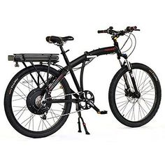 ProdecoTech Phantom Electric Bicycles 8 Speed Electric Bicycle 11Ah Samsung Li