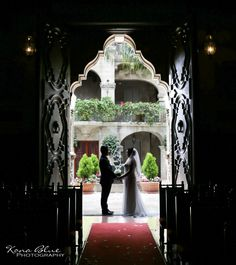 The Mission Inn in Riverside CA Wedding Photography. Perfect Wedding Dress, Wedding Looks, Blue Wedding, Wedding Bride, Wedding Day, Bride Groom, Wedding Ceremony, Wedding Dresses, Wedding Locations California