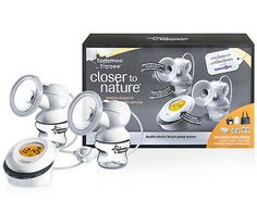 Closer To Nature Double Electric Breast Pump video Diaper Bag, Bottles For Breastfed Babies, Nursing Mother, Baby Shower Gifts For Boys, Baby On The Way, Baby Time, Baby Bottles, Baby Feeding, Pregnancy