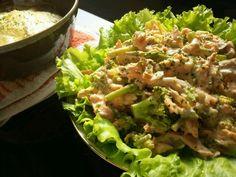 2013年7月5日(金)  サラダに興味を持ち始めました。いろんなバリエーション探求中♪ - 32件のもぐもぐ - 鮭と温野菜のマヨ和えサラダ by maro14