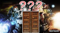 Space Hulk Deathwing Video Game 2016 Gameplay New Review Steam play walk...
