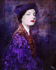 Richard Burlet è nato in Francia nel 1957. Ha studiato presso la prestigiosa Ecole Nationale Supérieure des Beaux Arts per alcuni anni, po...