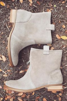 Flat booties: a fall/winter essential