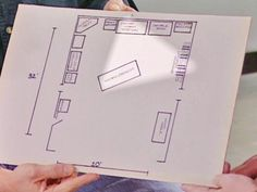 plan the layout for workshop triangle