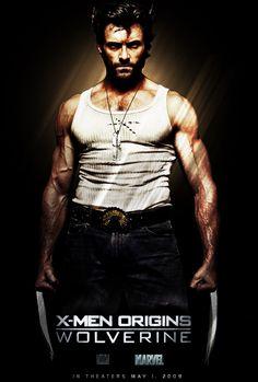 Wolverine - hugh-jackman-as-wolverine
