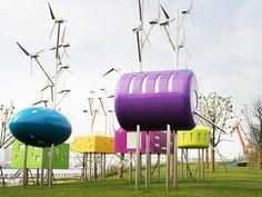 Shanghai Park Pavilion by Enrico Taranta | Gessato Blog