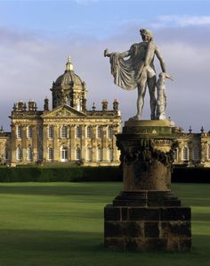 Castle Howard is a stately home in North Yorkshire, England, 15 miles north of York. It is a private residence, the home of the Howard family for more than 300 years.
