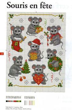 Gallery.ru / Фото #3 - Новогодние миниатюры - Los-ku-tik