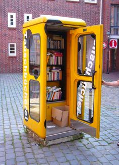 Image result for germany pay phone box book
