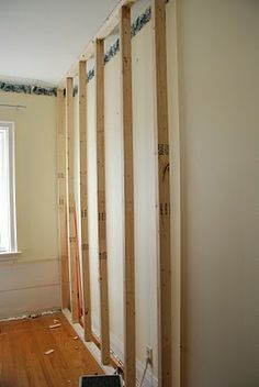 video tutorial on how to design and build a board and batten feature wall.