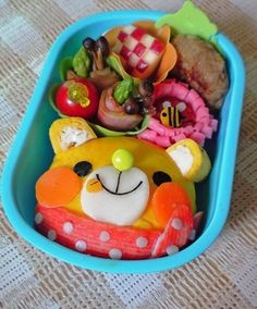 rainbow bento food drink pinterest. Black Bedroom Furniture Sets. Home Design Ideas