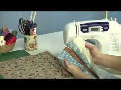 Máquina de Costura Brother CS6000i - PROJETO: Capa para Máquina - YouTube
