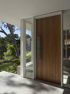 Textura de puerta