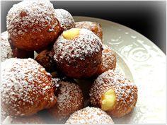 Vivi in cucina: Frittelle alla crema - Bimby