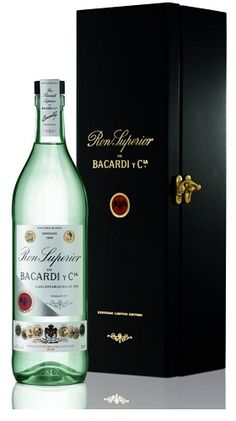 Bacardi Limited Heritage Edition