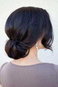 HAIR 2 simplicity, smaller bun