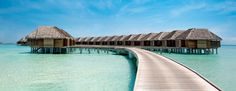 Passion For Luxury : Lux* Maldive Resort on private island Dhidhoofinolhu