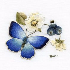 Marvelous Crewel Embroidery Long Short Soft Shading In Colors Ideas. Enchanting Crewel Embroidery Long Short Soft Shading In Colors Ideas.