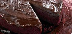 Dr Libby's recipe: Beetroot chocolate mud cake Vegan Baking, Healthy Baking, Sources Of Dietary Fiber, Chocolate Mud Cake, Cake Mixture, Vegan Cake, Cake Tins, Whole Food Recipes, Healthy Recipes