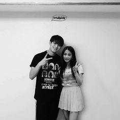 Cute Couples Goals, Couple Goals, Twice Fanart, Kpop Couples, Tzuyu Twice, Ulzzang Couple, Nct Taeyong, Only Girl, Mingyu