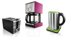 Koenic Comfort 500: Küchengeräte in peppiger Aufmachung