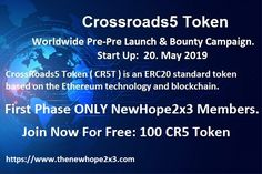 Pre-Pre Launch and Bounty Campaign. Join Now For Free Advertising Pictures, 100 Free, Blockchain, The 100, Campaign, Presentation, Join, Product Launch