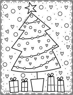 Coloring Club — From the Pond - Grundschule Christmas Colors, Winter Christmas, Christmas Themes, Kids Christmas, Preschool Christmas, Christmas Activities, Holiday Fun, Holiday Crafts, Clipart Noel