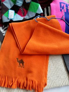 Fleece scarves, printed or embroidered, Ships worldwide anywhere. Email sales@luscangroup.com for a quote Fleece Scarf, Scarves, Ships, Quote, Printed, How To Make, Products, Scarfs, Quotation
