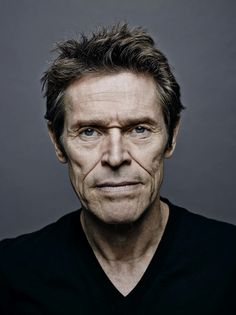 Willem Dafoe as King Claudius