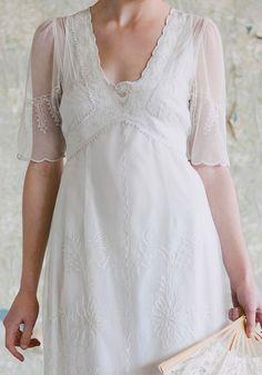 Nadine Dress | Lace Bridal Dresses And 1920s Wedding Dresses At ShopRuche.com