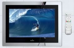 19 Waterproof Bathroom TV - LCD :