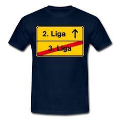 Für alle die den Aufstieg in die 2. Liga aus der 3. Liga geschaft haben,ein Ortsausgangsschild.