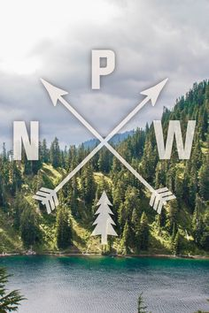 Here is a shot up at Mt. McCausland.This design is available as a Diecut Sticker as well as a Women's Tank. It's a sure fire way of letting people know you love the Northwest! Find yours now at www.stickersnorthwest.com
