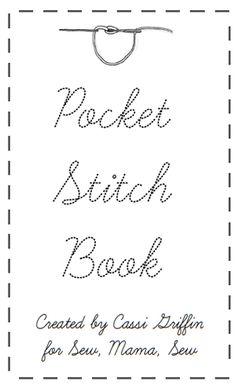 stitching!