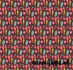 Vintage Kitchen - Kitchen Turnips Fabric - Brown - sold by the yard Retro Print, Riley Blake, Vintage Kitchen, Etsy Store, Printing On Fabric, Sewing Projects, Prints, Fabrics, Yard