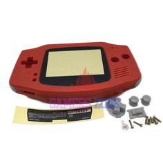 Housing Shell Pack for Nintendo Gameboy Advance GBA Case Cover Repair Part   Read more at Electronic Pro Market : http://www.etproma.com/products/housing-shell-pack-for-nintendo-gameboy-advance-gba-case-cover-repair-part/   Housing Shell Pack for Nintendo Gameboy Advance GBA  Case Cover Repair Part Red Features  New Full Parts Replacement Housing Shell Case For Nintendo Game Boy Advance  Replace Your Damaged Or Defective Original Shell,Makes It Look Ne