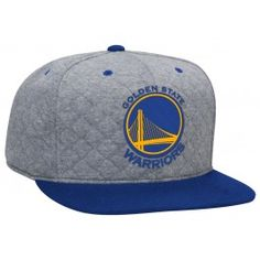 Quilted High Crown Fitted<br>Golden State Warriors