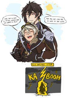 Anime Guys, Anime Meme, Thing 1, Memes, Cool Art, Illustration Art, Fan Art, In This Moment, Comics