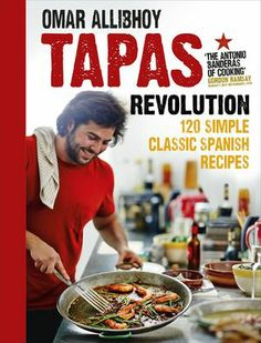 Tapas Revolution by Omar Allibhoy is a breakthrough book on simple Spanish cookery. Using everyday storecupboard ingredients, it reinforces the fact than anyone can cook Spanish!