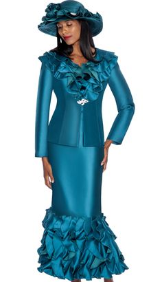 N94623-MAL,Nubiano Fall And Holiday Church Suits 2015