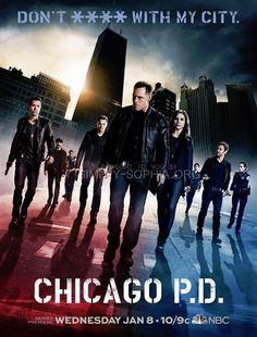 """""""Chicago PD,"""" the latest from #Baylor alums Derek Haas & Michael Brandt (both c/o '91), now airing Wednesdays on NBC."""