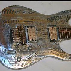 Giger ibanez guitar... Sweet! #IbanezGuitars